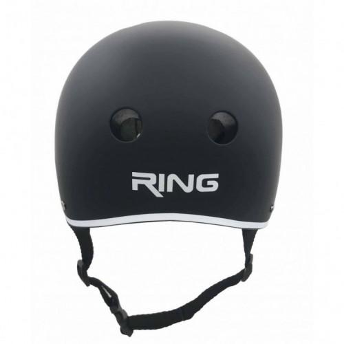 Kaciga za elektricni trotinet-bicikl-skateboard RING RX H1-black
