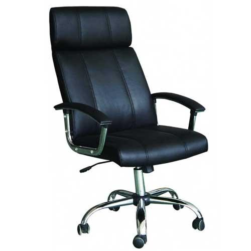 Kancelarijska fotelja 6331 Crna