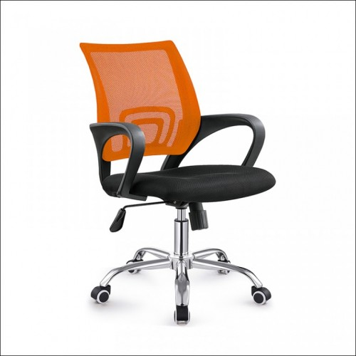 Kancelarijska stolica C804D narandžasta