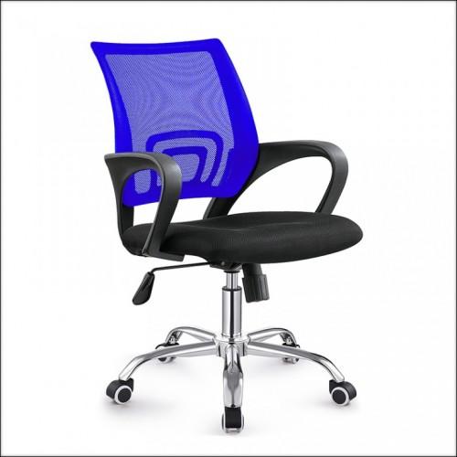 Kancelarijska stolica C804D plava