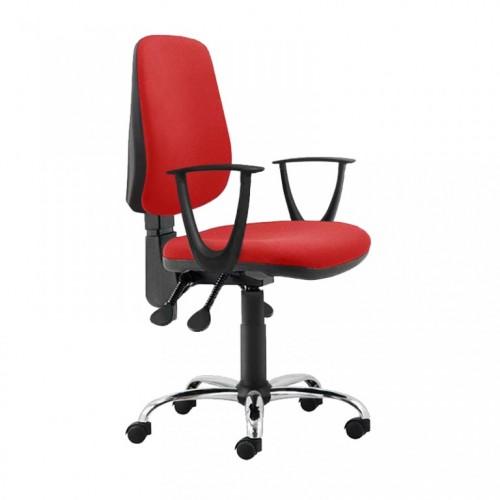 Kancelarijska stolica M 180 asin/hrom/pvc