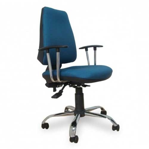 Kancelarijska stolica M 201 asin/hrom/hrom
