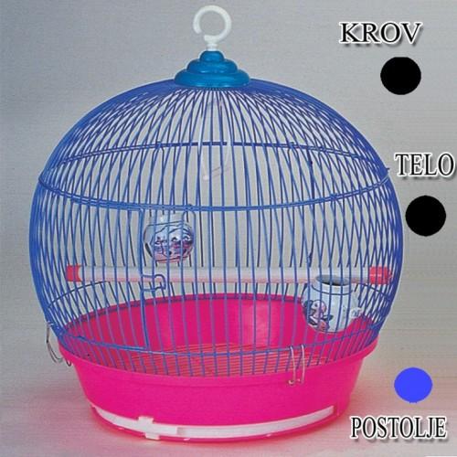 Kavez za ptice W005 plava
