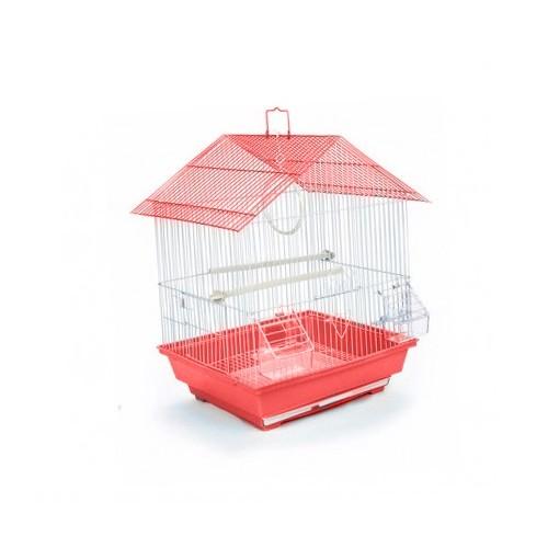 Kavez za ptice W101 Crvena