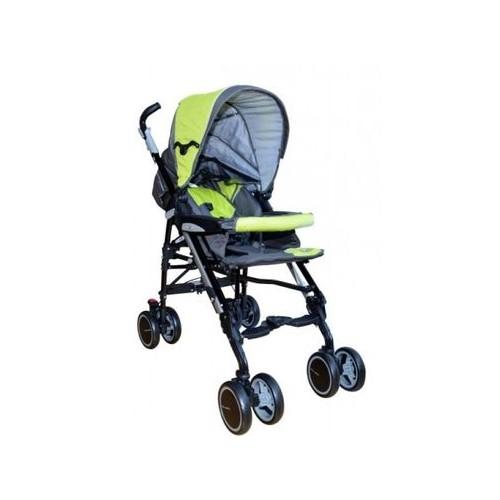 Kišobran kolica za bebe Puerri Tutto Completo grey/green