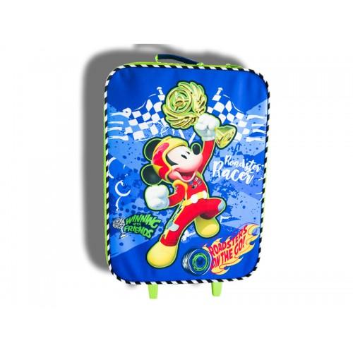 Kofer Mickey Mouse Racing 58cm