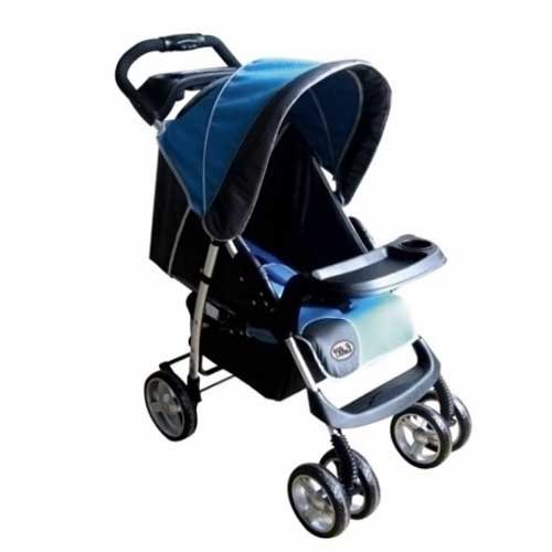 Kolica za bebe Puerri Largo blue