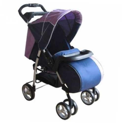 Kolica za bebe Puerri Largo violet