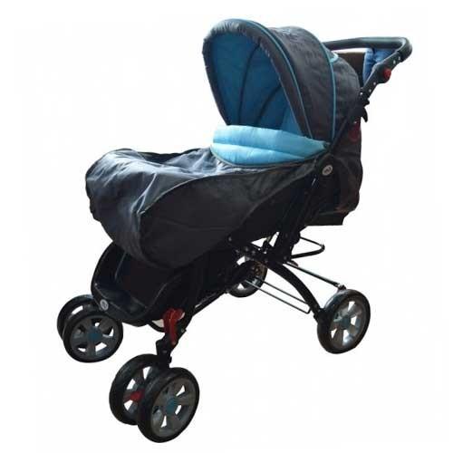 Kolica za bebe Puerri Switch plava