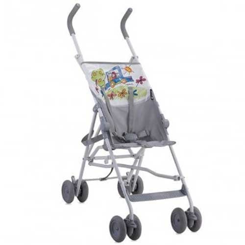 Kolica za bebe  Flash Green & Grey Car