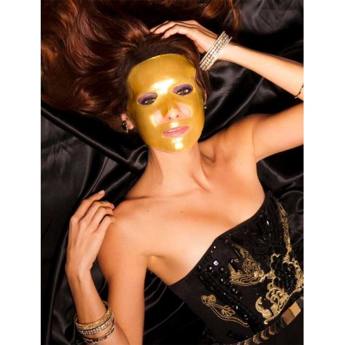 KollagenX Maska za lice 24KT Gold 4kom