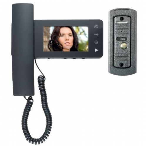 Kolor video interfon DPV24