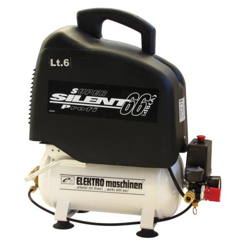 Klipni kompresor Elektro Maschinen EL 140/8/6 - nisko šumni