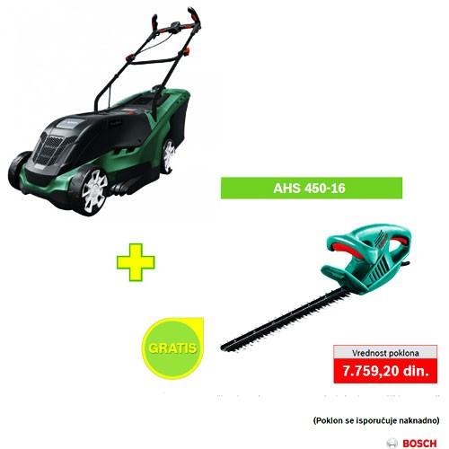 Električna kosilica za travu Bosch Universal Rotak 450 + poklon