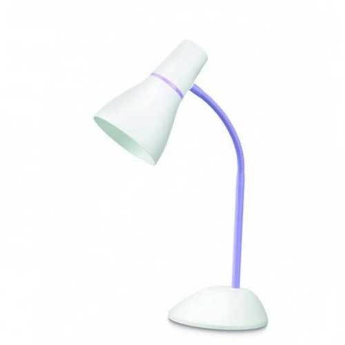 Philips Stona lampa Pear purpurna 1x11W