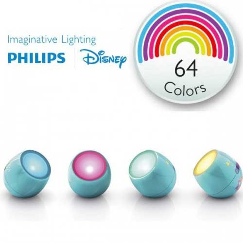 Philips DIS Micro Ariel stona dečija lampa LED 71704/25/16