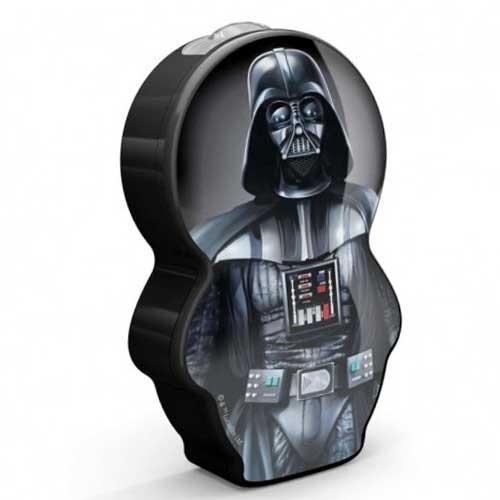 Philips Baterijska lampa Star wars - Darth Vader crna 71767/98/16