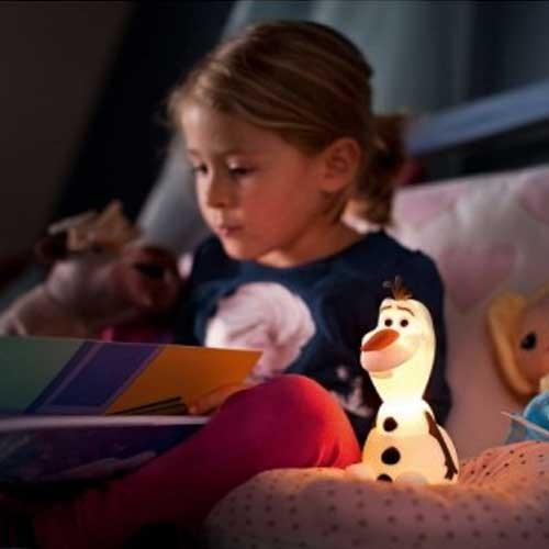 Philips stona dečija lampa SoftPal Olaf 71768/08/16