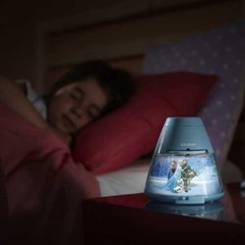 Philips Stona LED lampa - projektor Frozen 71769/08/16
