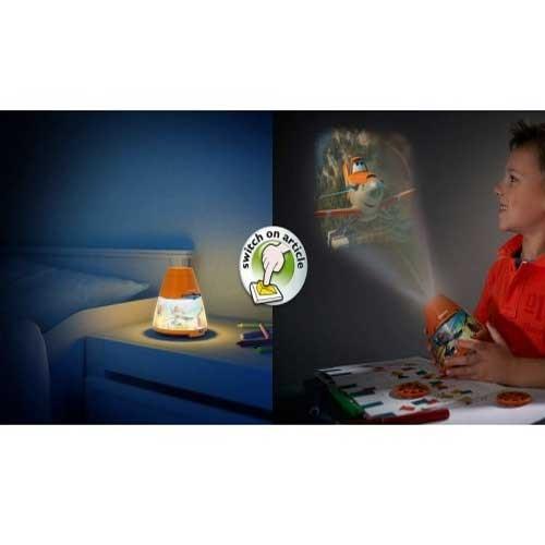 Philips Stona LED lampa - projektor Planes 71769/53/16