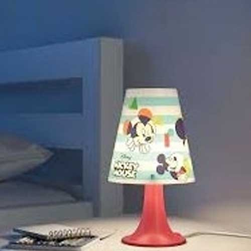 Philips stona dečija lampa Mickie Mouse LED 71795/30/16