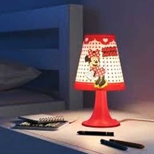 Philips stona dečija lampa Minnie Mouse bela LED 71795/31/16
