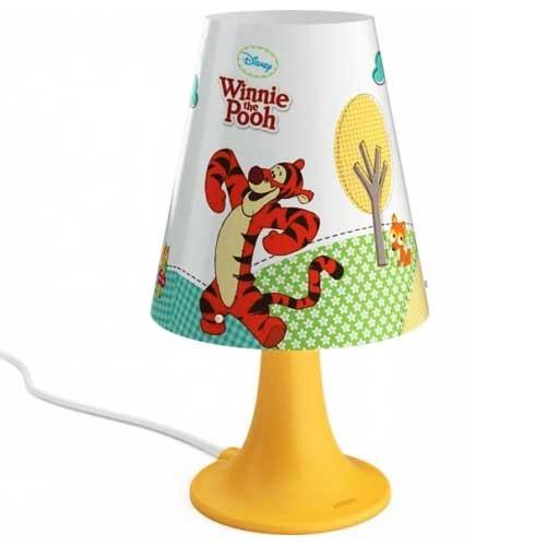 Philips Stona lampa Winnie the Pooh LED 71795/34/16