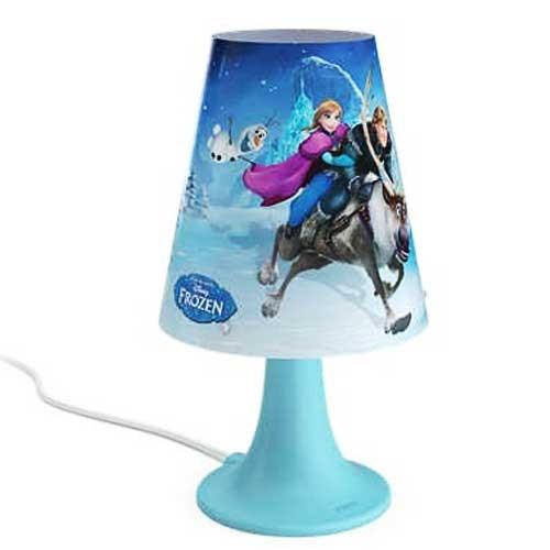 Philips stona dečija lampa Frozen LED 71795/35/16