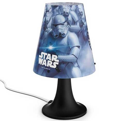 Philips Stona lampa Star Wars LED 71795/99/16