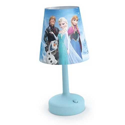 Philips Stona lampa Frozen LED 71796/08/16