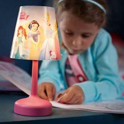Philips Stona Dečija Lampa Princess LED 71796/28/16