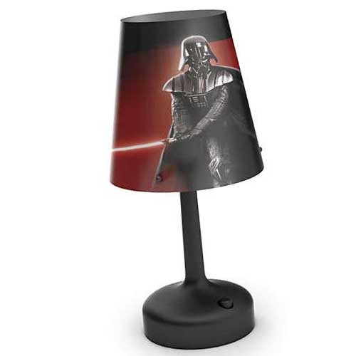 Philips Stona lampa Darth Vader Star Wars LED 71889/30/16