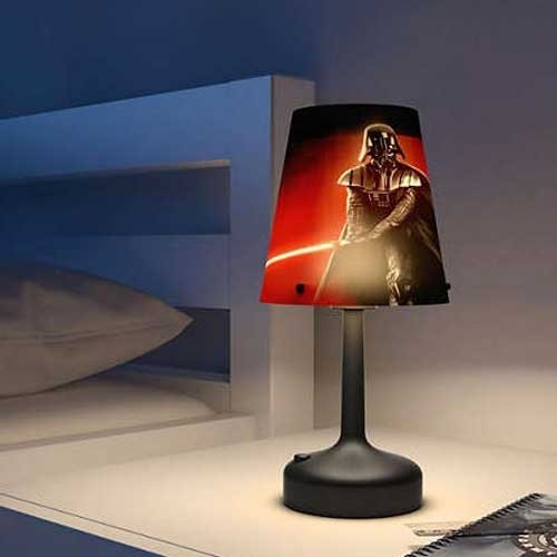 Philips Stona decija lampa Darth Vader Star Wars LED 71889/30/16