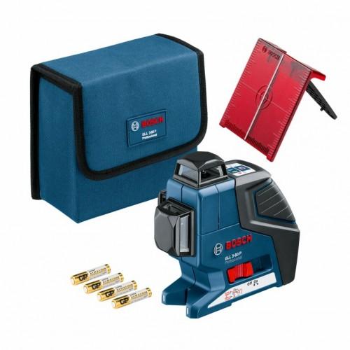 Laser za linije Bosch Professional GLL 3-80 P