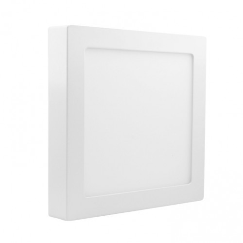 LED nadgradna panel lampa 12W toplo bela LNP-P-12/WW