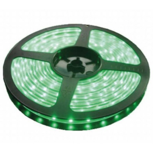 LED traka zelena 60 LED / 1m LTR3528/60G-12