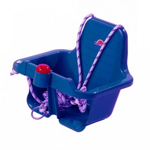 Ljuljaška za decu sa trubicom plava