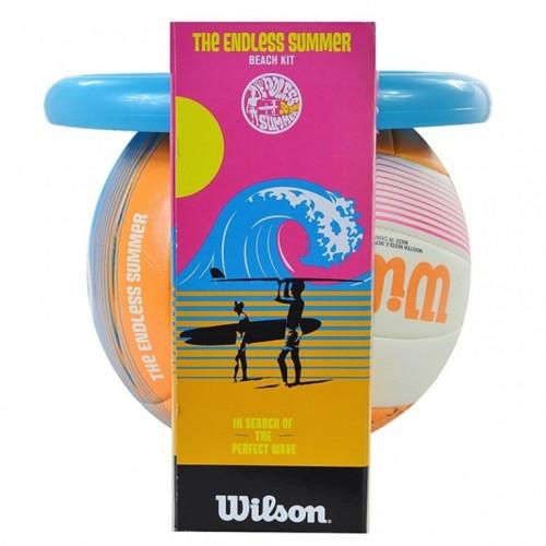 Lopta za odbojku Wilson Endless Summer Kit