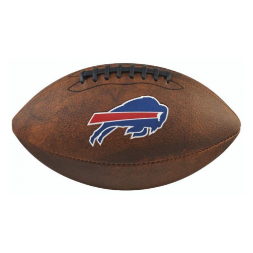Lopta za ragbi NFL JR Throwback Buffalo Bills  WTF1539XBBF