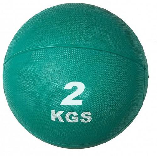 Medicinska lopta AbFit 2 kg