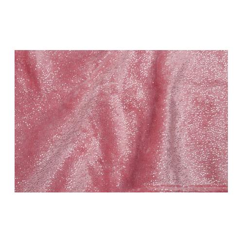 Mekano svetlucavo ćebe roze