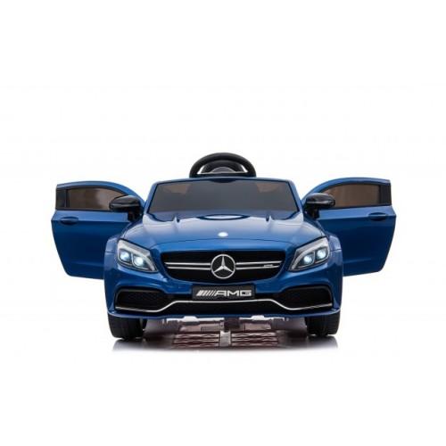 Dečiji auto na akumulator Mercedes C63 AMG Licencirani-PLAVI