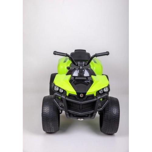 Motor na akumulator KVAD zeleni sa mekim gumama