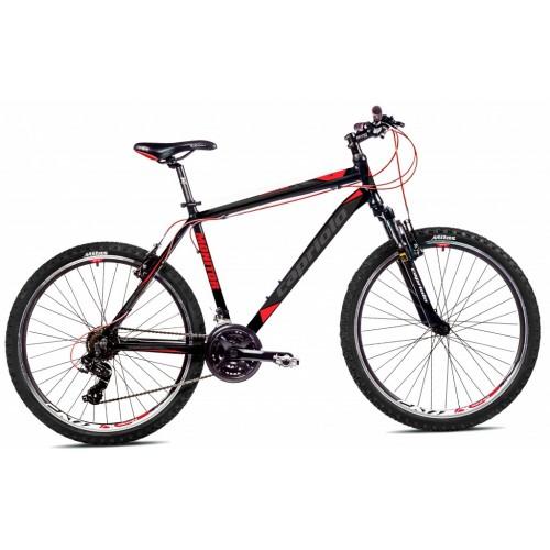 Mountain Bike Monitor FS Man 26 Crna i Crvena 20