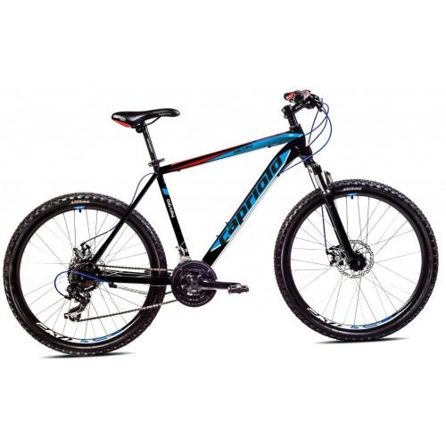 Mountain Bike Oxygen 26 Crna i Crvena 18