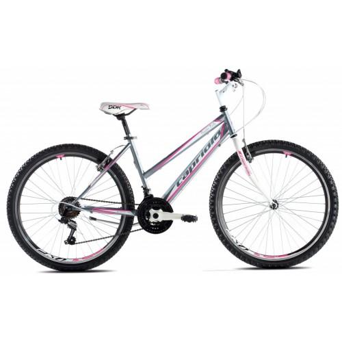 Mountain Bike Passion Lady 26 Siva i Pink 19