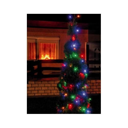 Novogodišnje lampice sa 100 višebojnih LED dioda LED108/M