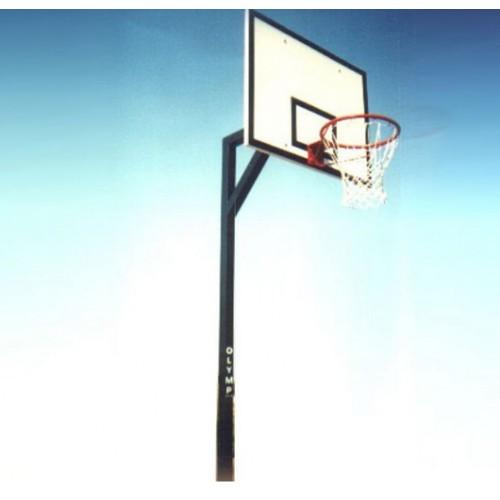Košarkaška konstrukcija OLIMP fiksna sa većom tablom