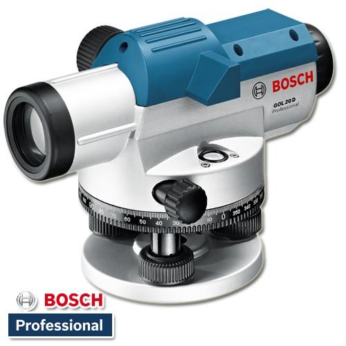 Optički uređaj za nivelaciju Bosch GOL 20 D Professional
