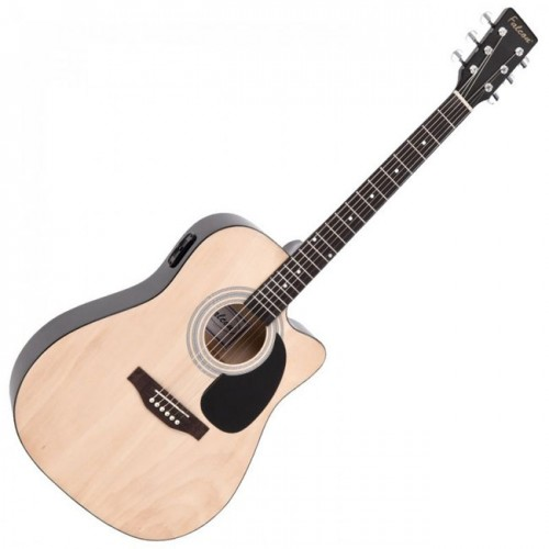 Ozvučena akustična gitara Falcon Natural FG100EAN
